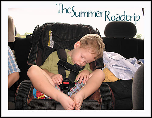 The summer roadtrip