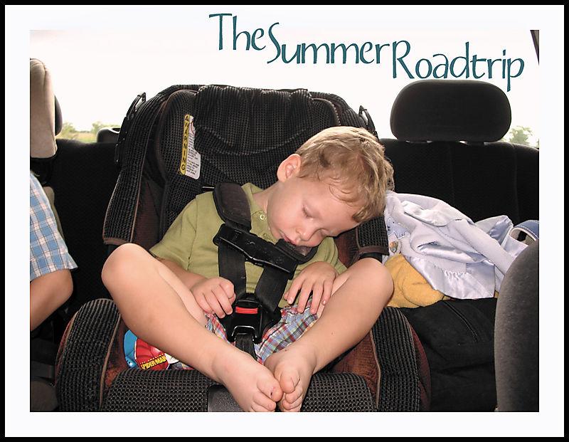 The summer roadtrip