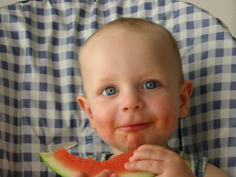 Yummy watermelon