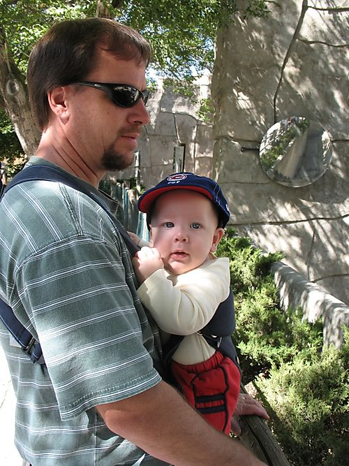 Dad n nolan at zoo web