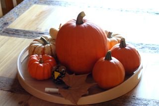 Fall table web