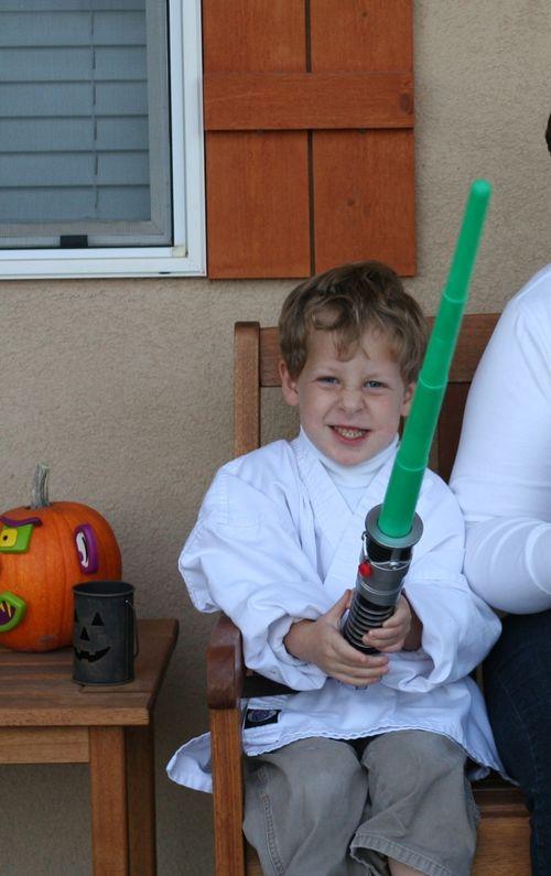 2008Halloween Luke Skywalker web